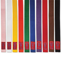 ProForce Gladiator Double Wrap Karate Belts