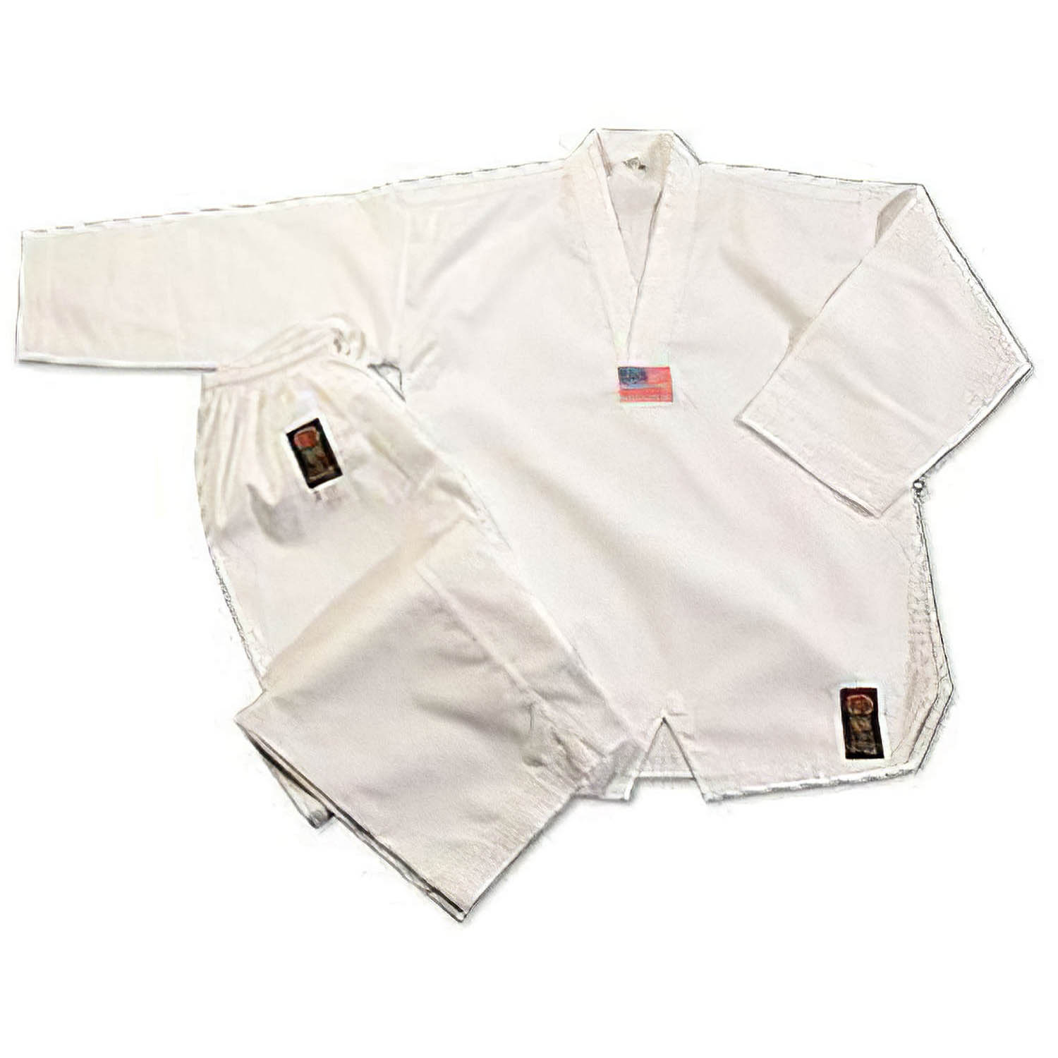 ProForce Gladiator 7.5oz Ribbed Taekwondo Uniform