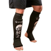 Gladiator Ultra Combination Cloth Shin/Instep Guard