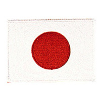 Japan Bordered Patch - 4