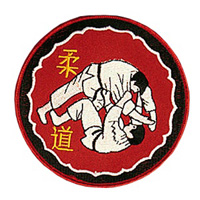 Judo Flip Patch - 4