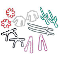 Karate Kraze Silly Bands - Shapes #3