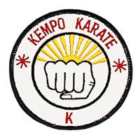 Kempo Karate Patch - 4