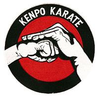 Kenpo Karate Jacket Patch - 4