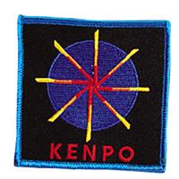 Kenpo Wheel Patch - 4