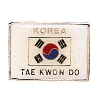 Korea -Tae Kwon Do Pin