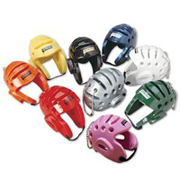 ProForce Lightning Mini-Headguard Keychains