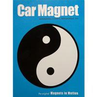 Martial Arts Magnet - Yin & Yang