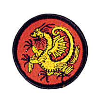 Mini Gold Dragon Patch - 4