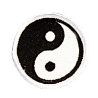 Mini Yin & Yang Patch - 2