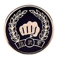 Moo Duk Kwan Pin
