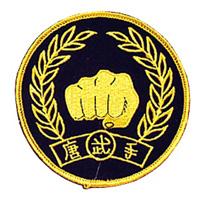 Moo Duk Kwon Patch - 4