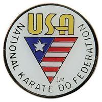 NKF USA Pin