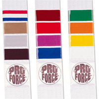 Power Karate Belt Stripes (Colors)