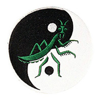 Praying Mantis Patch - 4