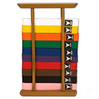 Rectangular Stacker Belt Display - 10 Level