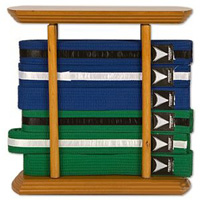 Rectangular Stacker Belt Display - 6 Level