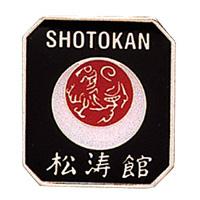Shotokan Symbol Pin