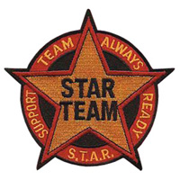 Star Team Patch