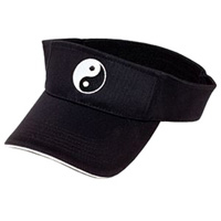 ProForce Stretch Visor - Yin & Yang