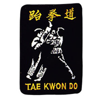 Tae Kwon Do Fighters Patch - 4