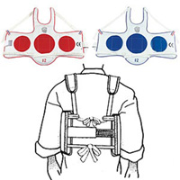 ProForce Reversible Taekwondo & Karate Hogu / Chest Protector