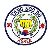 Tang Soo Do - Korea Patch - 4
