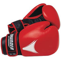 ProForce Thunder Leather Boxing Gloves