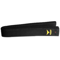 ProForce Thunder Ultra Black Karate Belts