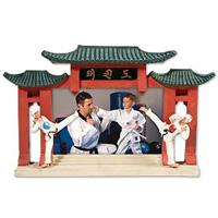 TKD Resin Picture Frame