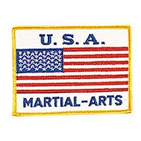 USA - Martial Arts Patch  - 4