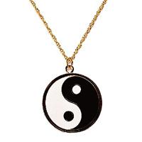 Yin & Yang Medallion