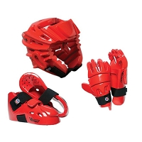 ProForce Velocity 5-Piece Sparring Gear Set