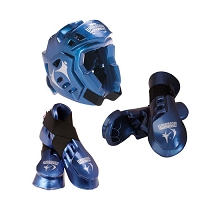 Macho Warrior 5-Piece Sparring Gear Set