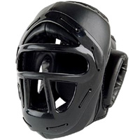 ProForce Headguard w/ Face Cage
