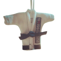 Submission Mini Gi Hanger