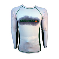 Submission Sensation Long Sleeve Rash Guard