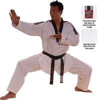 GTMA Taebaek Taekwondo Uniform