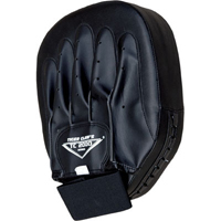Tiger Claw Black Leather Focus Mitt