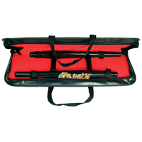 Tiger Claw Black Tonfa Case