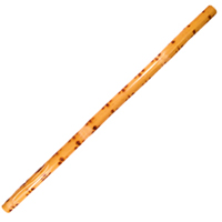 Tiger Claw Burned Rattan Escrima Stick
