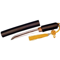 Tiger Claw Sharpened Tanto With Tassel