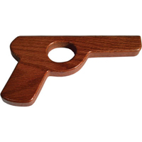 Tiger Claw Wooden Training Gun