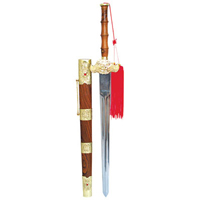 Tiger Claw Pear Wood Spring and Autumn Sword
