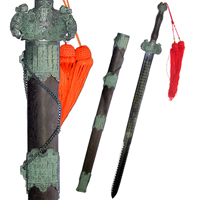 Tiger Claw Luck and Longevity Sword