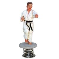Tiger Claw Karate Dashboard Figure