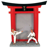 Tiger Claw Karate Photo Frame
