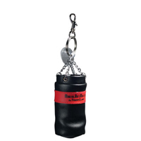 Tiger Claw Punching Bag Keychain
