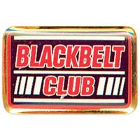 Tiger Claw Blackbelt Club Pin