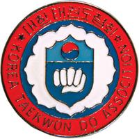 Tiger Claw Korea Taekwondo Association Pin